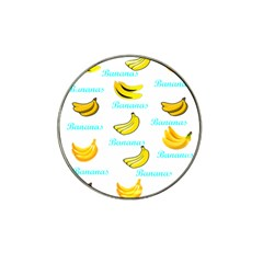 Bananas Hat Clip Ball Marker (10 Pack)