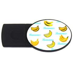 Bananas Usb Flash Drive Oval (2 Gb)