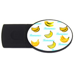 Bananas Usb Flash Drive Oval (4 Gb)