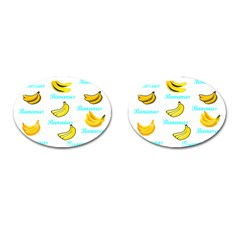 Bananas Cufflinks (oval)