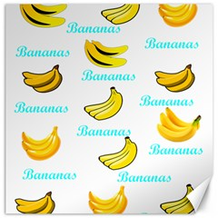 Bananas Canvas 16  X 16