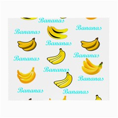 Bananas Small Glasses Cloth