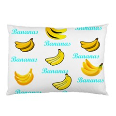 Bananas Pillow Case (two Sides) by cypryanus