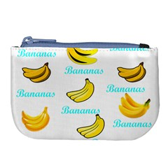 Bananas Large Coin Purse by cypryanus