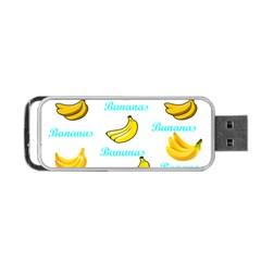 Bananas Portable Usb Flash (two Sides) by cypryanus