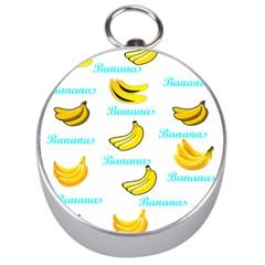 Bananas Silver Compasses by cypryanus
