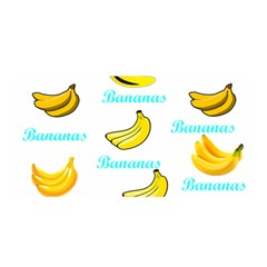 Bananas Satin Wrap