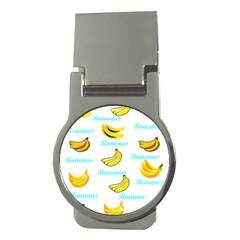 Bananas Money Clips (round)