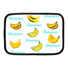 Bananas Netbook Case (medium)