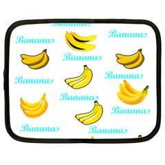 Bananas Netbook Case (xl)