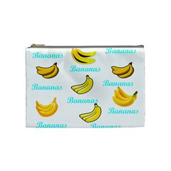 Bananas Cosmetic Bag (medium)