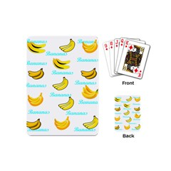 Bananas Playing Cards (mini)