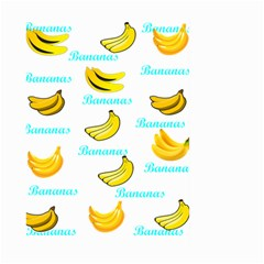 Bananas Large Garden Flag (two Sides) by cypryanus