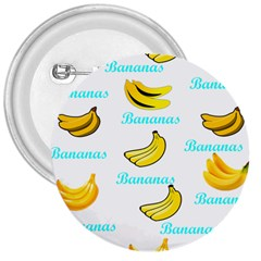 Bananas 3  Buttons by cypryanus