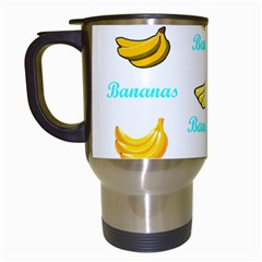 Bananas Travel Mugs (white)