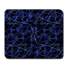 Galaxy Linear Pattern Large Mousepads