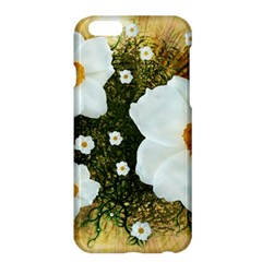 Summer Anemone Sylvestris Apple Iphone 6 Plus/6s Plus Hardshell Case by Nexatart