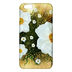 Summer Anemone Sylvestris Iphone 6 Plus/6s Plus Tpu Case by Nexatart