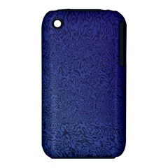 Fractal Rendering Background Blue Iphone 3s/3gs