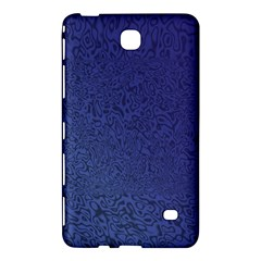 Fractal Rendering Background Blue Samsung Galaxy Tab 4 (8 ) Hardshell Case  by Nexatart