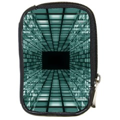 Abstract Perspective Background Compact Camera Cases