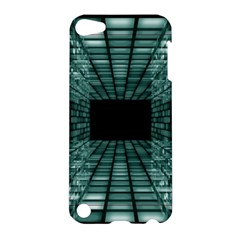 Abstract Perspective Background Apple Ipod Touch 5 Hardshell Case