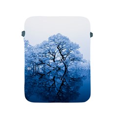 Nature Inspiration Trees Blue Apple Ipad 2/3/4 Protective Soft Cases