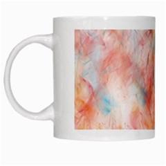Wallpaper Design Abstract White Mugs