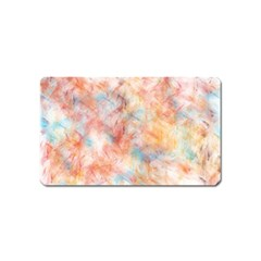 Wallpaper Design Abstract Magnet (name Card)