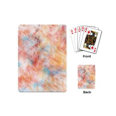 Wallpaper Design Abstract Playing Cards (mini)