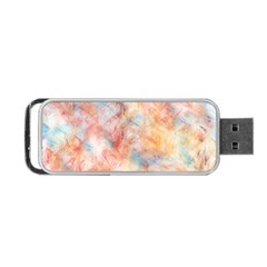 Wallpaper Design Abstract Portable Usb Flash (two Sides)