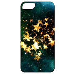 Heart Love Universe Space All Sky Apple Iphone 5 Classic Hardshell Case