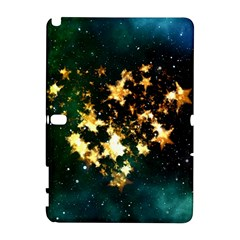 Heart Love Universe Space All Sky Samsung Galaxy Note 10 1 (p600) Hardshell Case