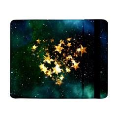 Heart Love Universe Space All Sky Samsung Galaxy Tab Pro 8 4  Flip Case