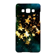 Heart Love Universe Space All Sky Samsung Galaxy A5 Hardshell Case