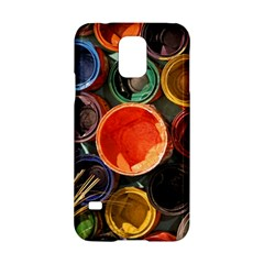 Color Box Colorful Art Artwork Samsung Galaxy S5 Hardshell Case
