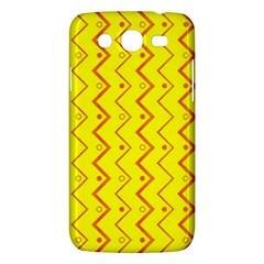 Yellow Background Abstract Samsung Galaxy Mega 5 8 I9152 Hardshell Case