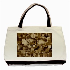 Color Abstract Background Textures Basic Tote Bag