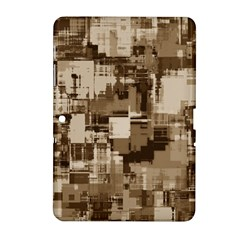 Color Abstract Background Textures Samsung Galaxy Tab 2 (10 1 ) P5100 Hardshell Case  by Nexatart