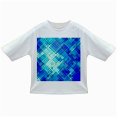 Abstract Squares Arrangement Infant/toddler T Shirts