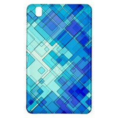 Abstract Squares Arrangement Samsung Galaxy Tab Pro 8 4 Hardshell Case