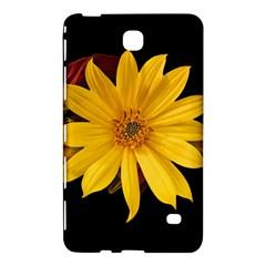 Sun Flower Blossom Bloom Particles Samsung Galaxy Tab 4 (7 ) Hardshell Case