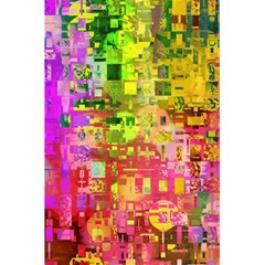 Color Abstract Artifact Pixel 5 5  X 8 5  Notebooks