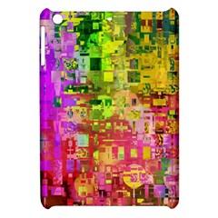 Color Abstract Artifact Pixel Apple Ipad Mini Hardshell Case