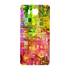Color Abstract Artifact Pixel Samsung Galaxy Alpha Hardshell Back Case