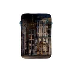 Architecture City Home Window Apple Ipad Mini Protective Soft Cases