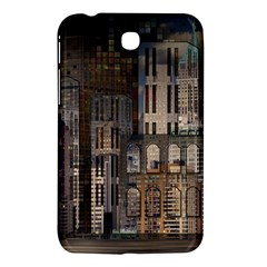 Architecture City Home Window Samsung Galaxy Tab 3 (7 ) P3200 Hardshell Case