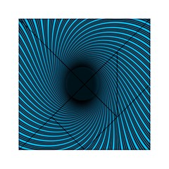 Background Spiral Abstract Pattern Acrylic Tangram Puzzle (6  X 6 )