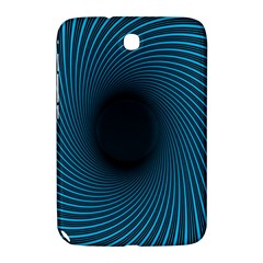 Background Spiral Abstract Pattern Samsung Galaxy Note 8 0 N5100 Hardshell Case  by Nexatart