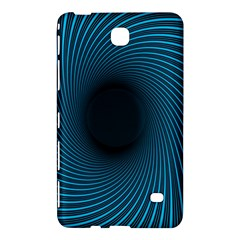Background Spiral Abstract Pattern Samsung Galaxy Tab 4 (7 ) Hardshell Case  by Nexatart